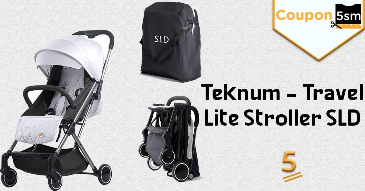 Teknum - Travel Lite Stroller SLD