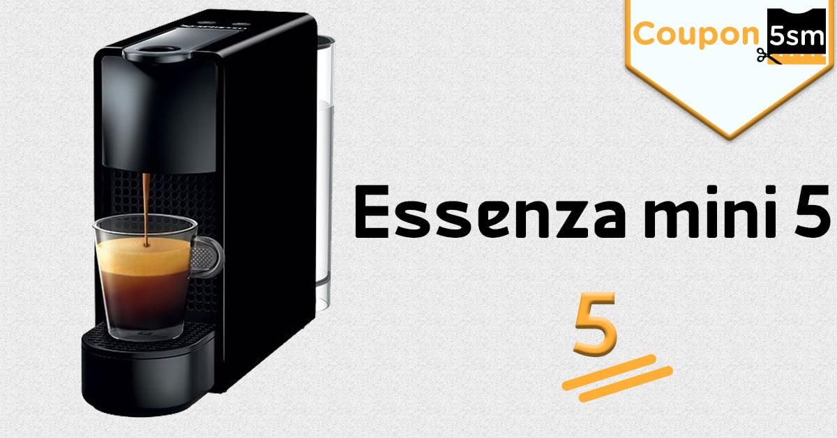 ماكينة قهوة نيسبريسو اسينزا