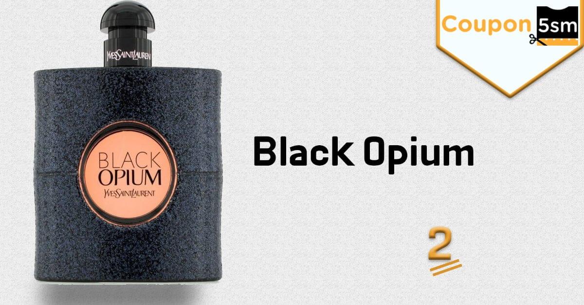 Black Opium عطر سان لوران
