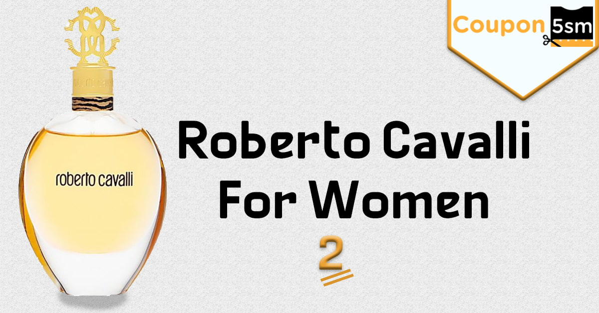 Roberto Cavalli For Women