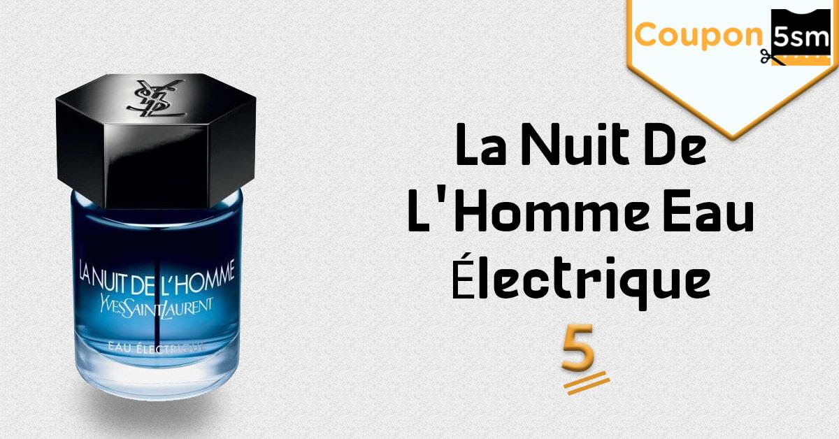 La Nuit De L'Homme Eau Électrique