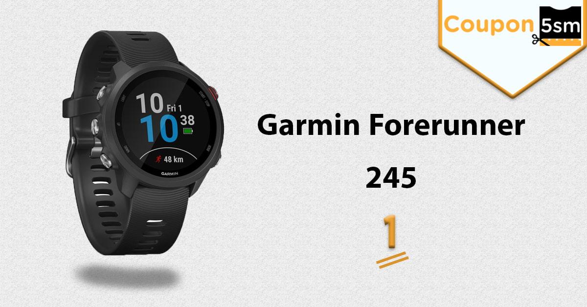 ساعة ذكية garmin