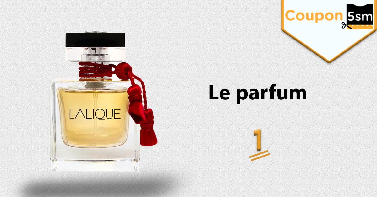 عطر لاليك Le parfum