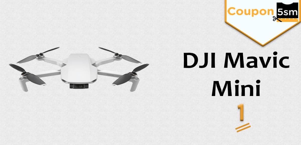 طائرة DJI Mavic Mini