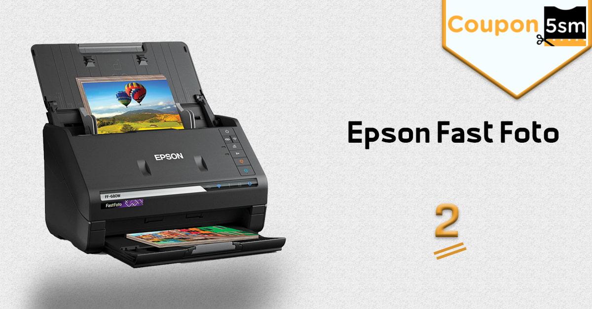 ماسح Epson Fast Foto