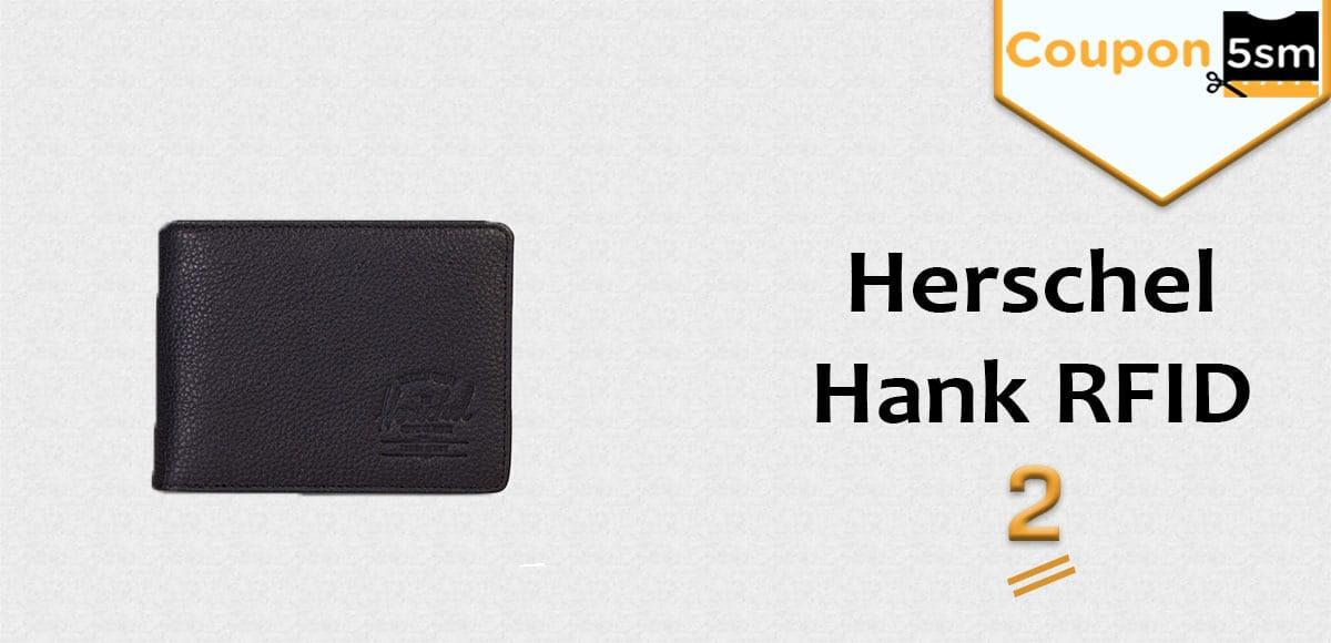 محفظة Herschel Hank
