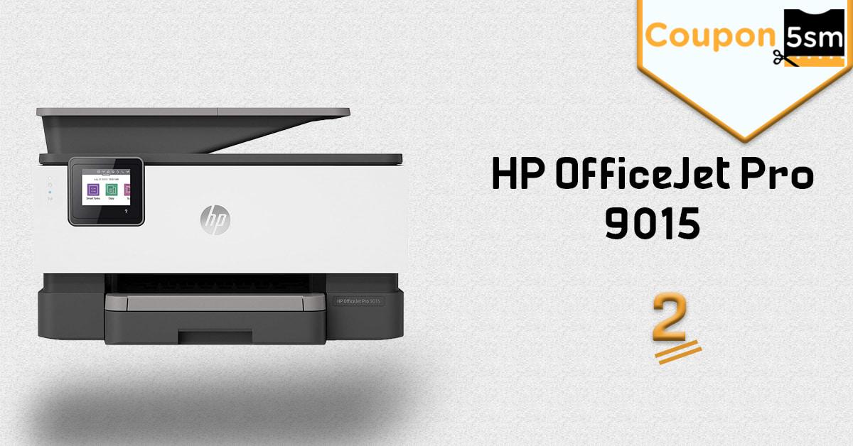 الطابعة HP Office Jet Pro 9015