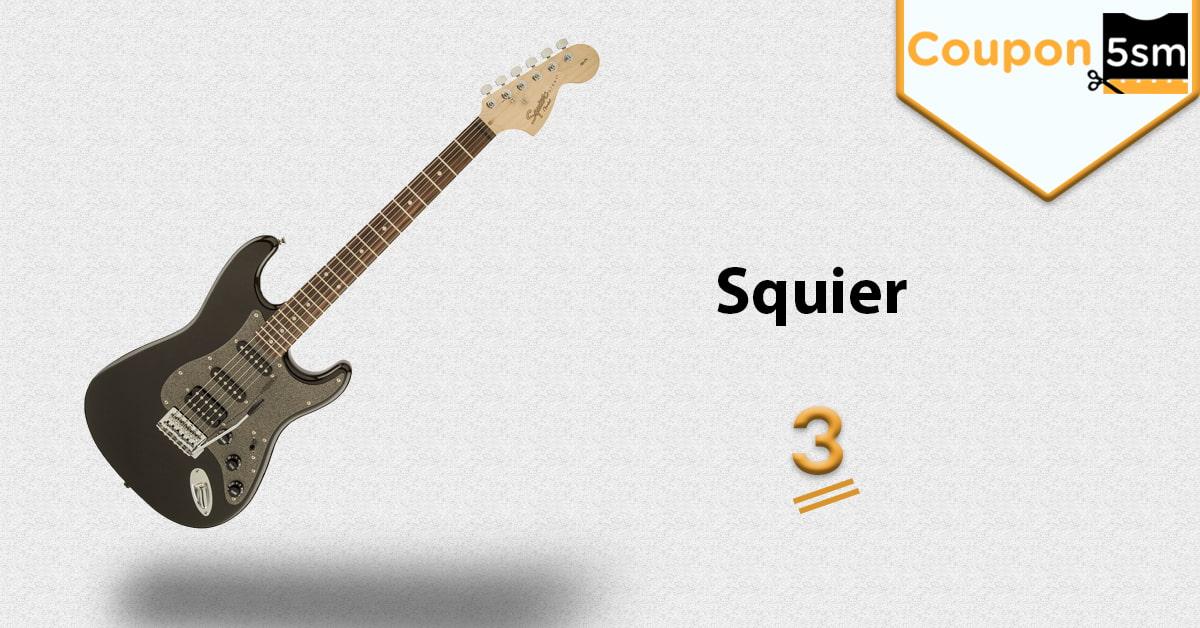 جيتار squier