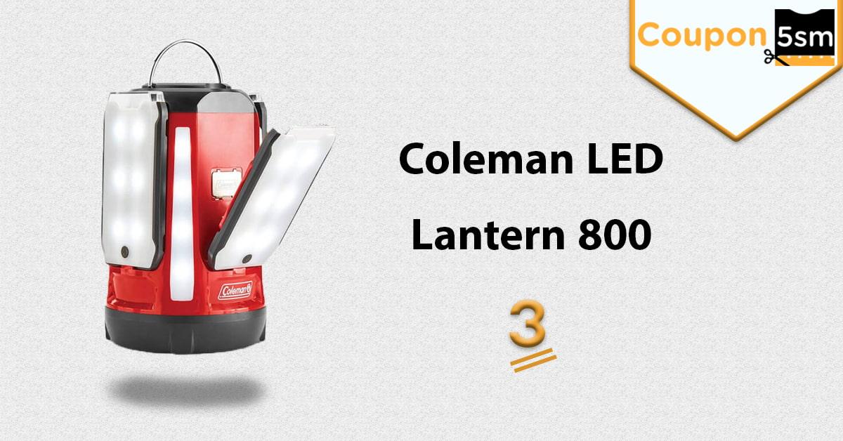 إضاءة coleman