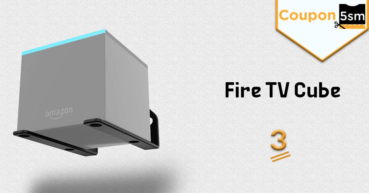 جهاز تحكم عن بعد Fire TV Cube