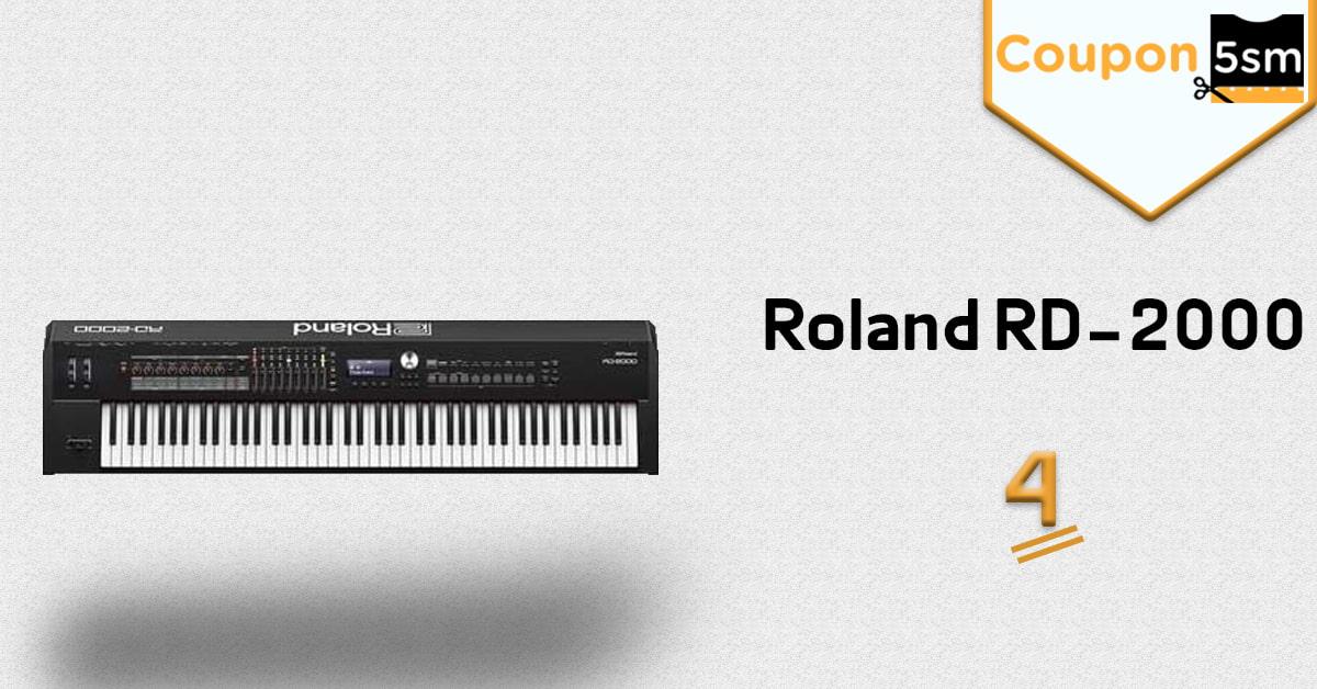 بيانو roland
