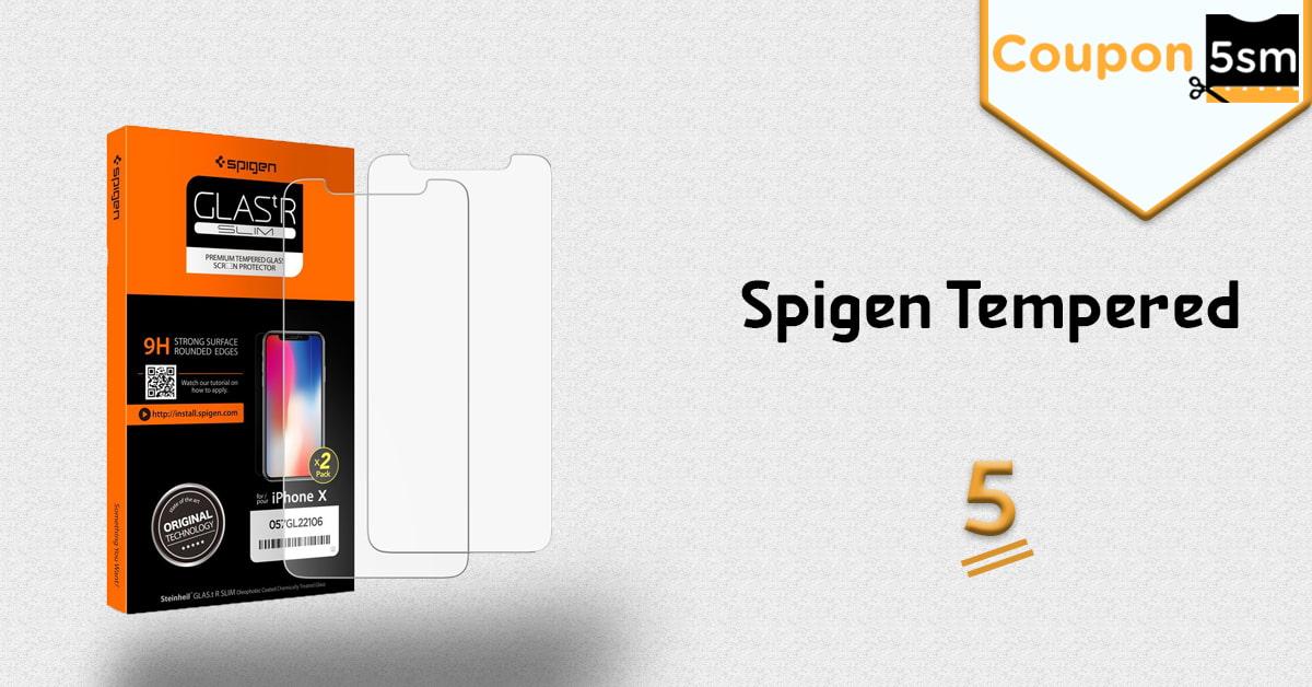 واقي Spigen Tempered