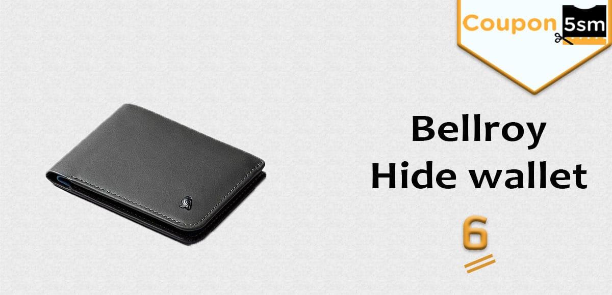 محفظة Bellroy Hide