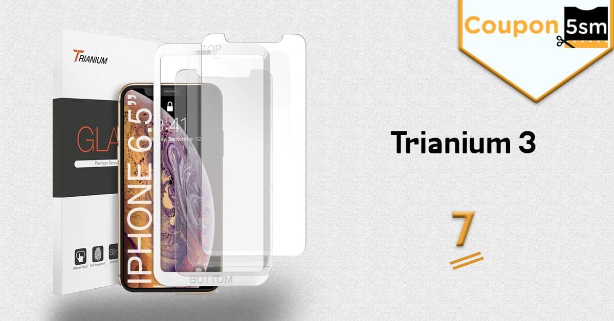 Trianium 3 screen protector
