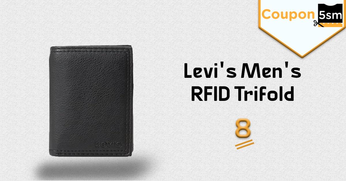 المحفظة levi's