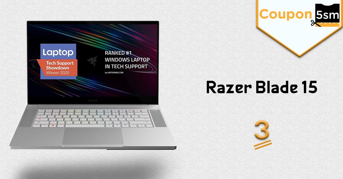 كمبيوتر محمول razer