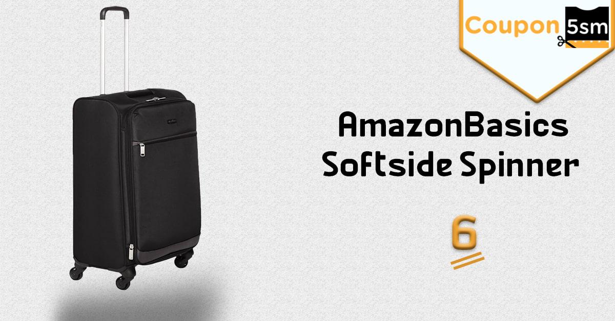شنط السفر AmazonBasics