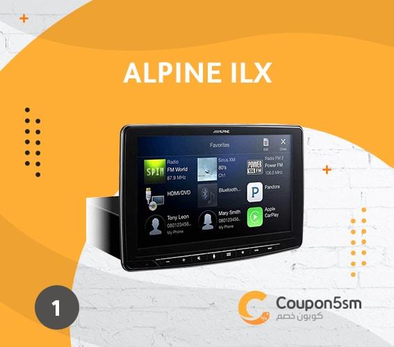 شاشة سيارة Alpine iLX
