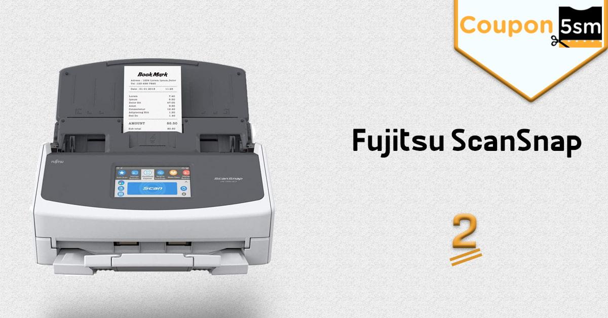 سكانر Fujitsu