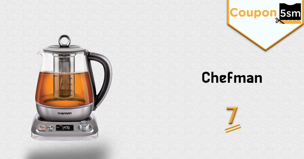 سخان Chefman