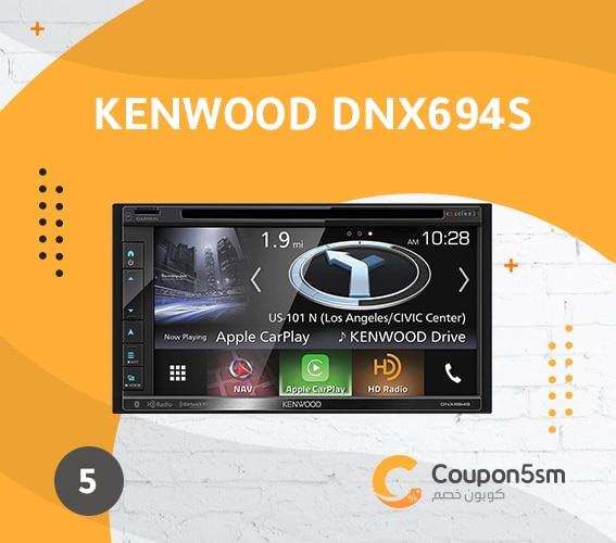 شاشة سيارة Kenwood