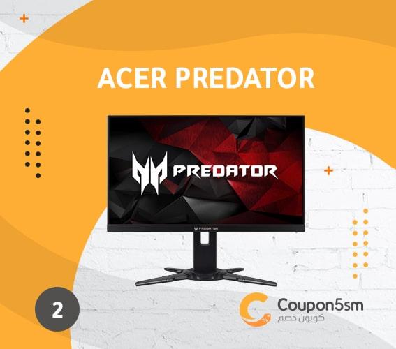 شاشة كمبيوتر Acer Predator