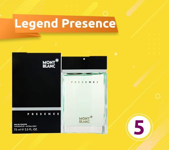 mont blanc Legend Presence