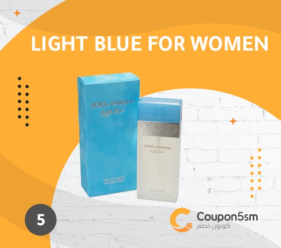 Light Blue For Women